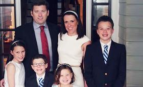 El viaje de la familia MacDonald a la Iglesia católica