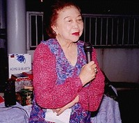 Жозефіна Магно - герой для термінально хворих