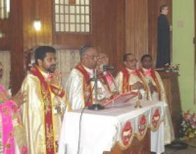 St Josemaría Escrivá in Kerala