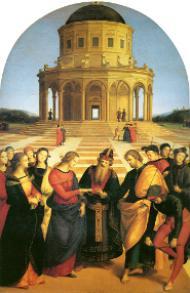 Vida de María (IV): Los desposorios con José