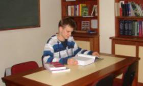 """""""Estudar não é uma tarefa banal"""""""