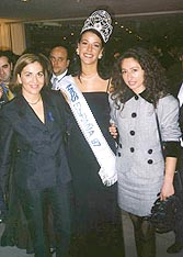 Isabel Muela, Ines Sainz-ekin