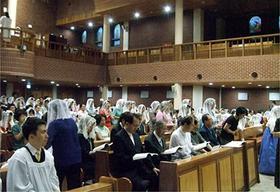 """""""En Corea hay mucha sed de Dios en los jóvenes"""""""