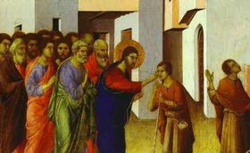 """""""O caminhar amoroso e redentor de Cristo"""""""