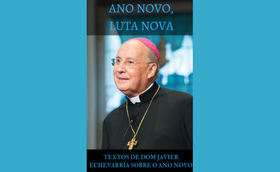 """""""Ano novo, luta nova"""":  Livro digital de Dom Javier sobre o ano novo"""