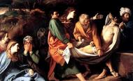 Vida de Maria (XVI): Sepultura de Cristo