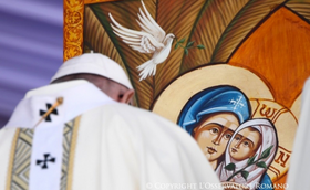 """Oração pela """"Paz e contra a violência e o Terrorismo"""""""