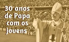 30 anos de diálogo do Papa com os jovens