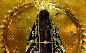 Confiar na misericórdia de Maria - Mensagens de N. Sra Aparecida