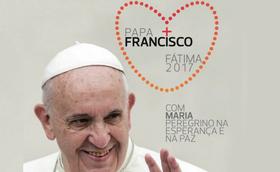 Palavras do Papa Francisco em Fátima