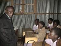 Moses õpetamas kohalikus maakoolis
