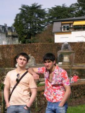 Erfahrungen zweier Muslime und eines orthodoxen Türken im Studentenzentrum Nideck