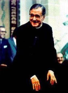 Josémaria Escriva sera canonisé le dimanche 6 octobre 2002
