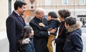 """""""Mladi, obitelj i siromaštvo su izazovi kršćana današnjice."""""""