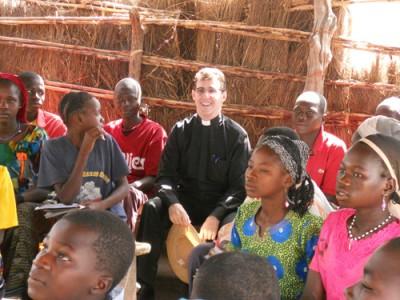Mons. Rubén Darío Ruiz vive en Chad