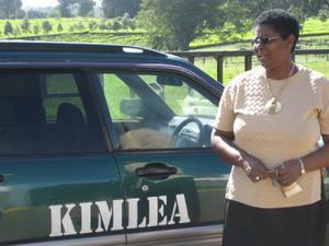 Kimlea, uma esperança para a mulher do meio rural no Quénia
