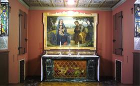 Saint Séverin à l'honneur