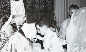 60 años de sacerdocio de Mons. Javier Echevarría