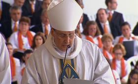 Homilía de Mons. Javier Echevarría en la Misa de acción de gracias