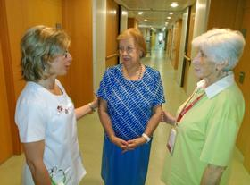 Misión cuidados paliativos: hacer feliz hasta el final