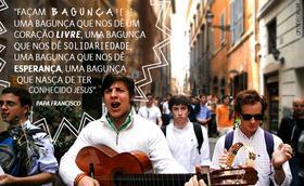 10 frases do Papa para os jovens na América do Sul