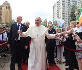 Discursos do Papa na viagem à Geórgia e Azerbaijão
