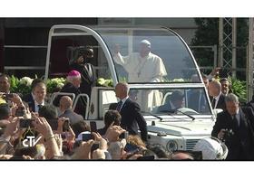 Pápežova audiencia o roku milosrdenstva (24. februára 2016)