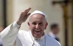 Les fioretti du pape François en mars