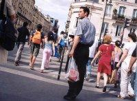 Una calle de París