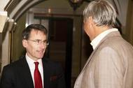 Wahlkongress in Rom findet mit deutscher Beteiligung statt