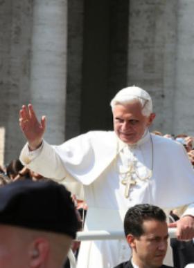 Posolstvo Svätého Otca Benedikta XVI. na Pôstne obdobie 2008