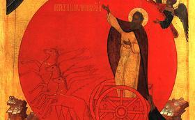 Ejemplos de fe (III): el profeta Elías