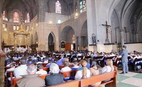 Publicamos la Homilía pronunciada el 21 de octubre por Monseñor Gonzalo Restrepo Restrepo, Arzobispo de Manizales, en la Misa de Acción de Gracias por la Beatificación de Mons. Álvaro del Portillo