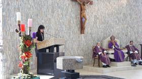 """""""Gracias Padre"""": Misa en sufragio por el Padre en Panamá"""