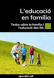 """Llibre electrònic: """"L'educació en família"""""""