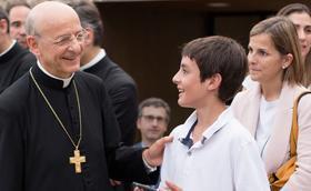 Letter from the Prelate (24 September 2017)