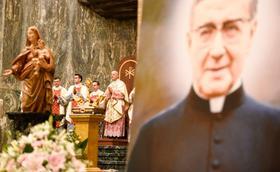 """Na festa de são Josemaria: """"O trabalho, lugar da ação de Deus"""""""