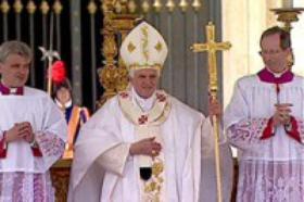 司铎年闭幕礼弥撒