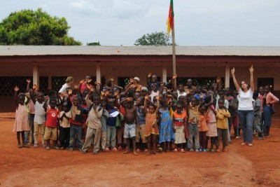 María trabaja en dos proyectos de formación vinculados al mundo rural