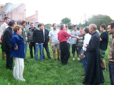 Spotkanie z mieszkańcami Przemyśla