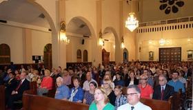 Misa en San Juan en honor del beato Álvaro del Portillo