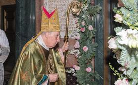 Encerramento do ano jubilar da misericórdia em Santa Maria da Paz