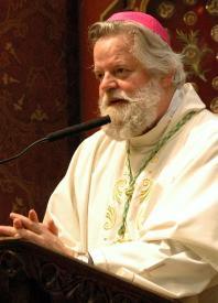 Mgr.dr. J.M. Punt, bisschop van Haarlem-Amsterdam.