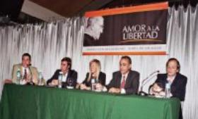 PRESENTACIÓN DEL DOCUMENTAL AMOR A LA LIBERTAD EN ROSARIO