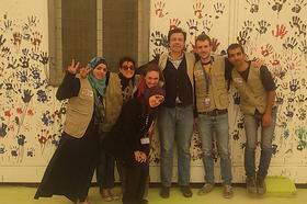 De Barcelona a Beirut per treballar amb refugiats