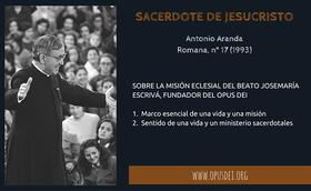 Sacerdote de Jesucristo