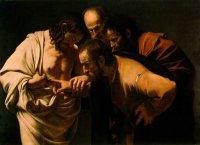 L'incrédulité de saint Thomas (Caravage)
