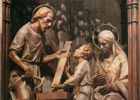 En la fête de Saint Joseph