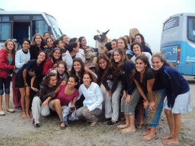 Foto Grupal en El Bordo