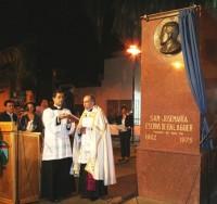 El Vicario regional del Opus Dei en Colombia (derecha) en compañía del Padre Víctor Forero (izquierda).